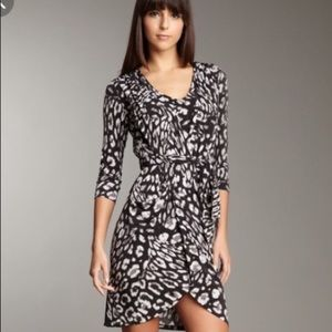BCBG Sidney Petal Skirt Dress